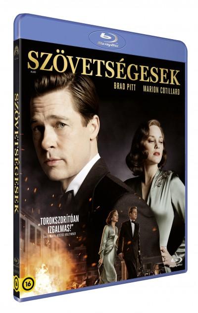 Robert Zemeckis - Szövetségesek - Blu-ray