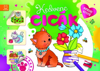 Fecske Csaba - Kedvenc cicák