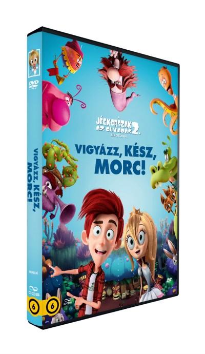 Andrés Couturier - Vigyázz, kész, Morc! - DVD