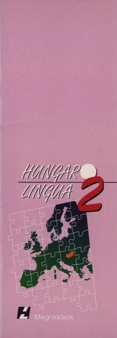 Molnár Judit  (Összeáll.) - Hungarolingua 2. - Megoldások