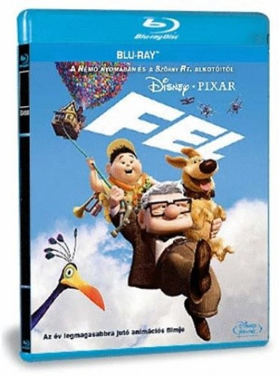 Pete Docter - FEL (UP) - Blu-ray