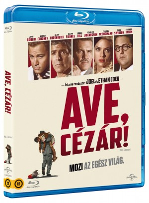 Joel Coen - Ethan Coen - Ave, C�z�r! - Blu-ray