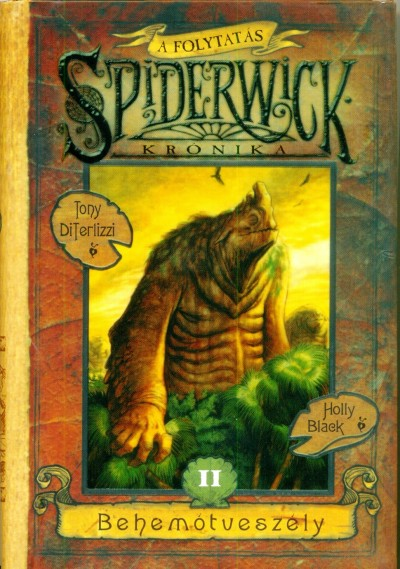 Holly Black - Tony Diterlizzi - Behemótveszély 2