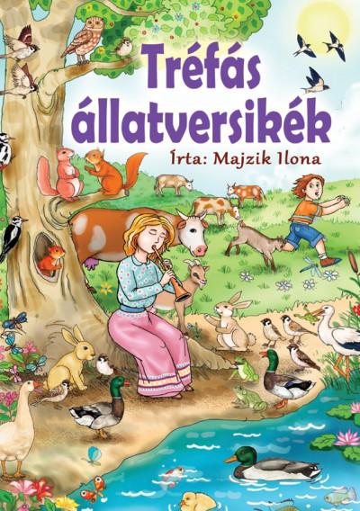 Majzik Ilona - Tréfás állatversikék