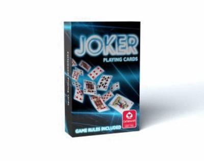 - Joker szimpla bridge kártya - Kék