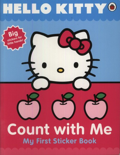 - Count with Me - My First Sticker Book