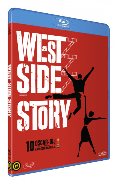 Robbins Jerome - Robert Wise - West Side Story - Blu-ray