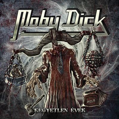 Moby Dick - Kegyetlen évek - CD