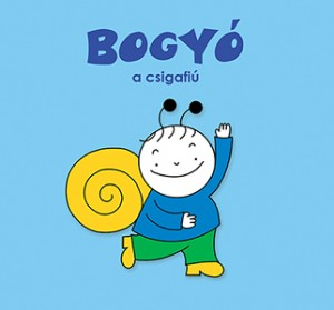 Bartos Erika - Bogy�, a csigafi�