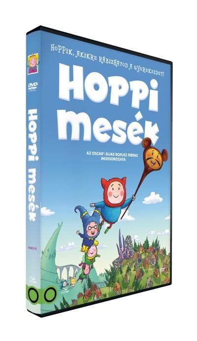 Rofusz Ferenc - Hoppi mesék - 1 évad - DVD