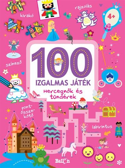 - 100 izgalmas játék - Hercegnők és Tündérek
