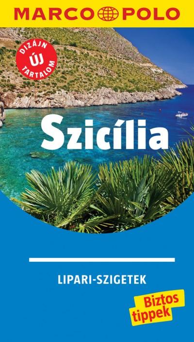 Hans Bausenhardt - Szicília - Lipari szigetek - Marco Polo