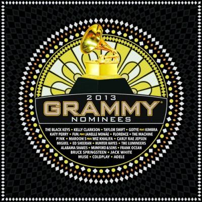Válogatás - 2013 Grammy Nominees - CD