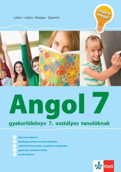 Nevenka Jesenik - Angol gyakorlókönyv 7 - Jegyre megy!