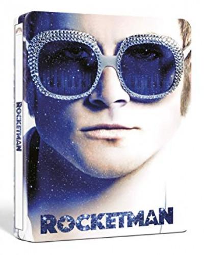 Dexter Fletcher - Rocketman - limitált, fémdobozos - 4K Ultra HD + Blu-ray