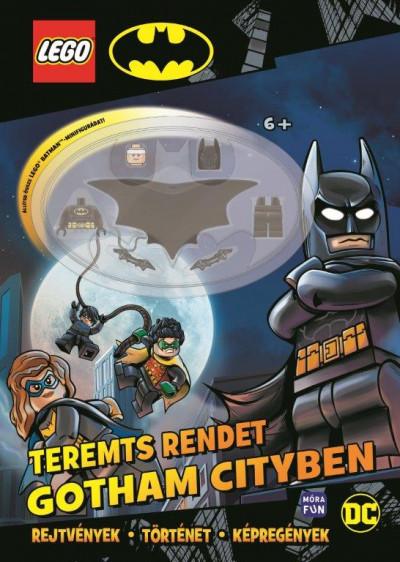 - Lego Batman - Teremts rendet Gotham City-ben!