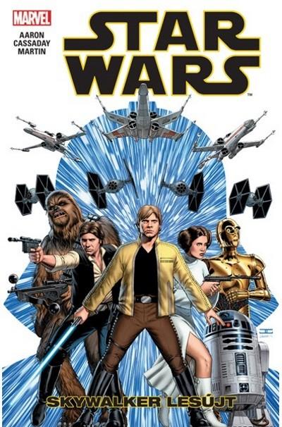 Jason Aaron - Star Wars 1. - Skywalker lesújt