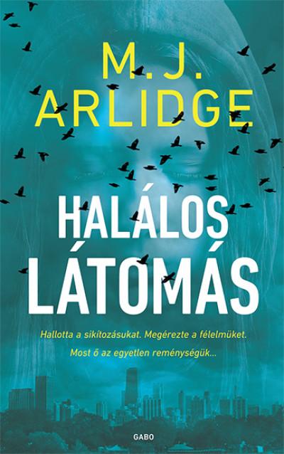 M. J. Arlidge - Halálos látomás