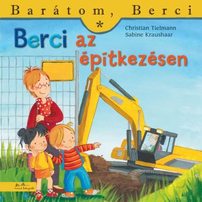Christian Tielmann - Berci az építkezésen