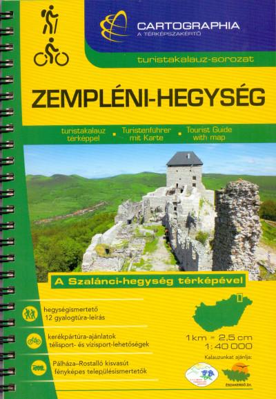 Berki Zoltán  (Szerk.) - Kacsándi László  (Szerk.) - Kovács Attila Gyula  (Szerk.) - Zempléni-hegység turistakalauz