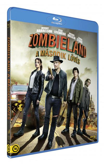 Ruben Fleischer - Zombieland: A második lövés - Blu-ray