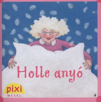 Sandra Ladwig - Holle anyó