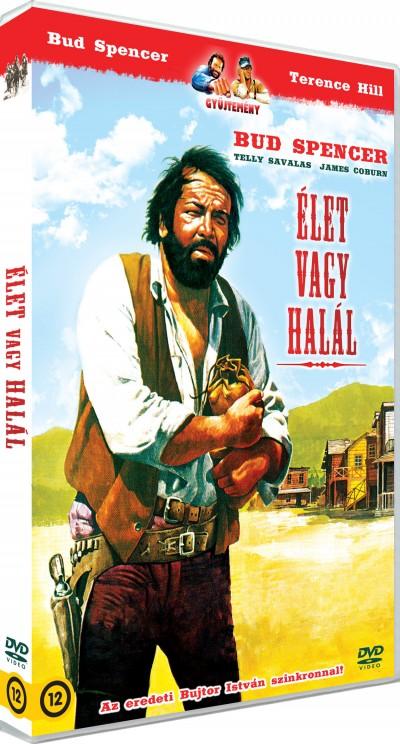 Tonino Valerii - Élet vagy halál - DVD