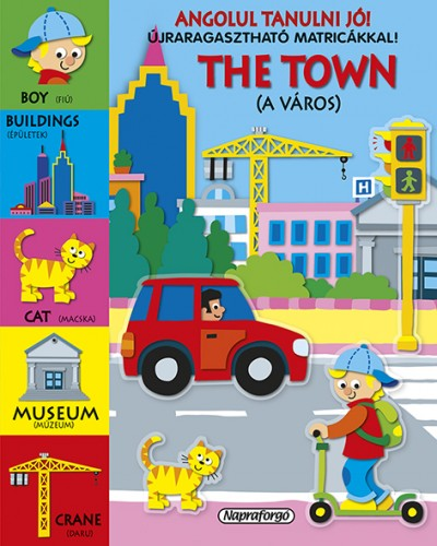 - Angolul tanulni jó! - The Town