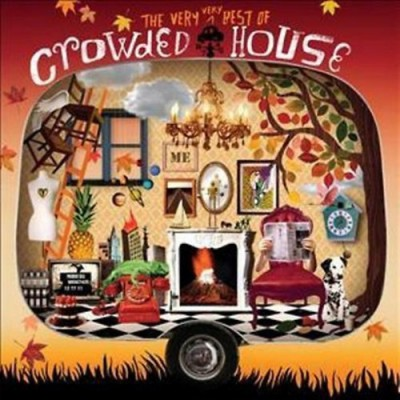 Crowded House - The Very Very Best Of Crowded House - CD