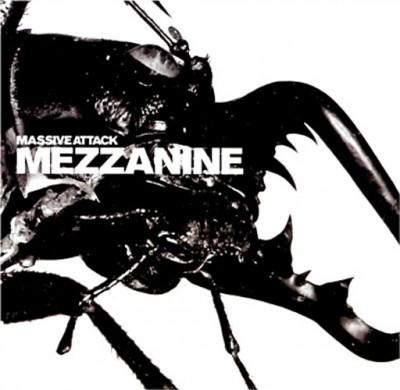 Massive Attack - Mezzanine - CD