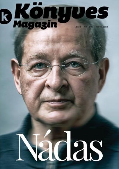 Valuska László  (Szerk.) - Könyves magazin 2017/2.