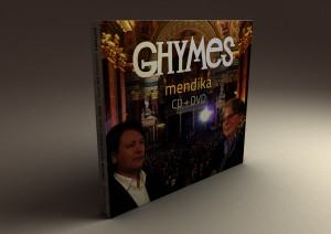 - Ghymes - Mendika - Kar�csonyi koncert - CD+DVD
