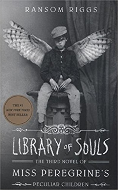 Riggs Ransom - Library of Souls
