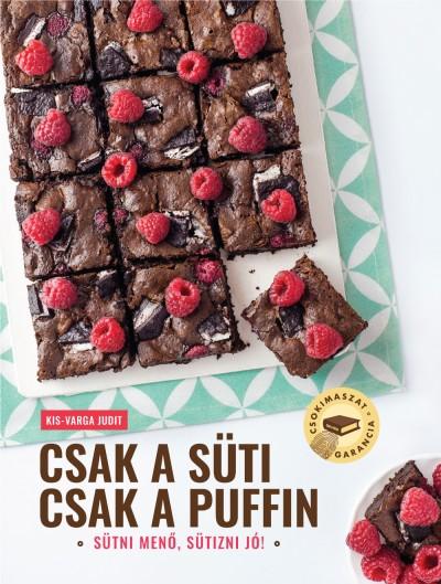Kis-Varga Judit - Csak a süti - Csak a Puffin
