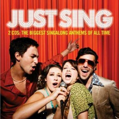 - Just Sing - CD