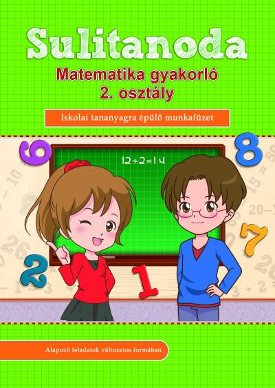 - Sulitanoda - Matematika gyakorló 2. osztály