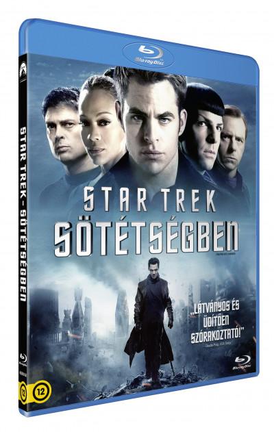 J.J. Abrams - Star Trek - Sötétségben - Blu-ray