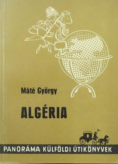 Máté György - Algéria