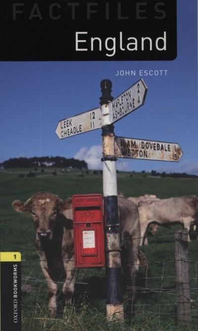 John Escott - England - CD Inside