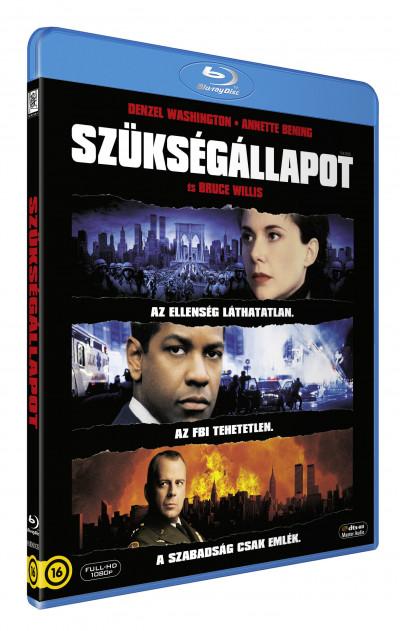 Edward Zwick - Szükségállapot - Blu-ray