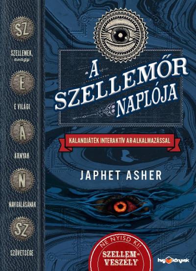 Japhet Asher - A szellemőr naplója