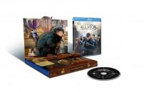 David Yates - Legendás állatok és megfigyelésük - O-ringgel - Blu-ray
