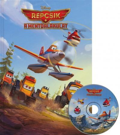 Bede-Fazekas Szabolcs - Repcsik - A mentőalakulat + mese CD