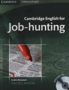 Colm Downes - Cambridge English for Job-hunting with Audio CDs