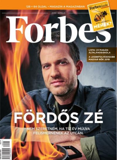 - Forbes magazin - 2019. április