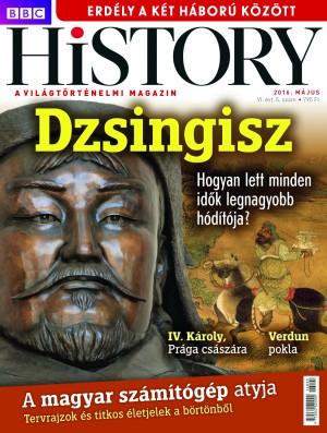 Gy�rffy Iv�n (Szerk.) - Litv�n D�niel (Szerk.) - Papp G�bor (Szerk.) - BBC History VI. �vfolyam 5. sz�m - 2016. M�jus