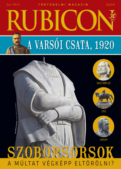 - Rubicon - Szoborsorsok - 2020/8.