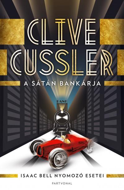 Clive Cussler - A sátán bankárja