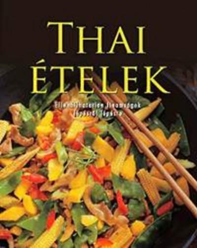 - Thai ételek