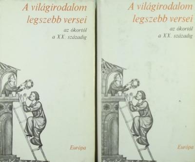 Lator László  (Vál.) - A világirodalom legszebb versei I-II.